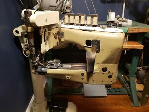 Union Special 35800 Brw Feed Off The Arm Felling Industrial Sewing Machine