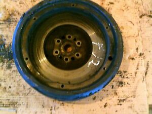 Farmall F12 F14 Tractor Ih Engine Motor Flywheel