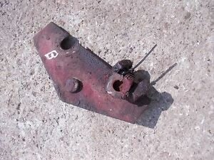 Farmall Ih B Bn Tractor Cultivator Mounting Steering Bracket For Front Pedestal