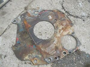 Ford 861 Tractor Rear Engine Motor Brace Mounting Bracket