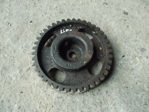 Farmall 450 Tractor Original Ih Gas Engine Motor Timing Idler Gear Idle