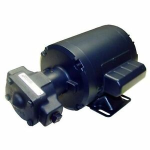 Haight Hot Oil Pump motor 5 gpm Fits Broaster Oem part 10800