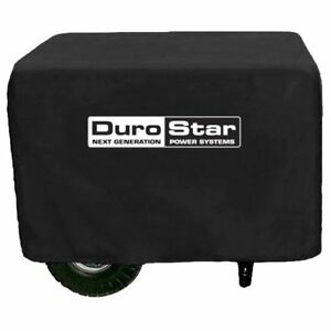 Duromax Power Equipment Durostar Large Weather Resistant Portable Generator