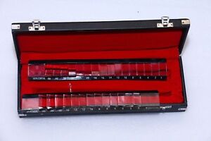 Brand New Prism Bar Vertical Horizontal Set In Case Super Quality Product