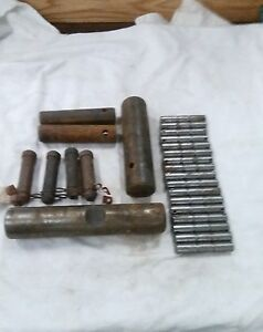 Lot 6 Misc Caterpillar Grader Pins