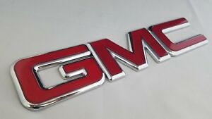 B Logo Gmc Yukon Front Grille Emblem Badge Grill Bumper Nameplate 2000 2007