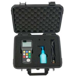 New Um 1d Through Coating Ultrasonic Thickness Gauge Meter Tester