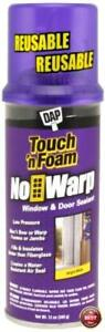 Convenience Prod 7565004000 Touch n Foam Sealant No Warp 12 oz Quantity 1