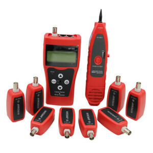 Nf388 Network Lan Phone Cable Tester Wire Tracker Usb Coaxial Cable