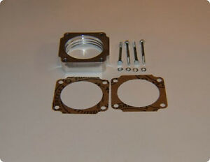 Ford Helix Throttle Body Spacer 11 19 F150 mustang Gt 5 0l 11 12 6 2 fits Ford