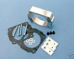 Ford Mustang Truck 75mm Throttle Body Spacer 1996 2010 4 6l fits Ford 75mm