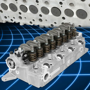 4d56 t Diesel Engine Complete Cylinder Head Rebuilt For Mitsubishi Pajero L200