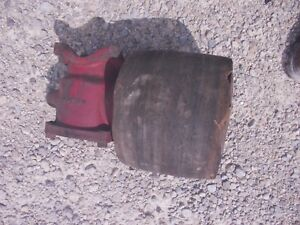 Ford 8n 9n Tractor Belt Pulley Pto Power Take Off Drive Mount Gear Box 9n748