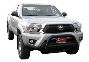 Bumper Guard Front Steelcraft 73020b Fits 2005 Toyota Tacoma