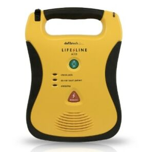 Defibtech Lifeline Aed Defib brand New In Box retails For 1245