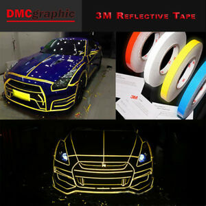 3m Gade Light Reflective High Quality Self Adhesive Tape Automotive Vinyl