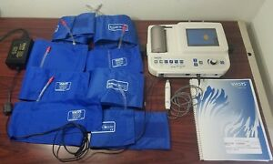 Nicolet Versalab Le Version 1 2 With 8mhz Probe And 8 Cuffs Kit Power Supply