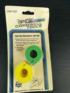 Aa494 Cornwell Ow 7337 Fuel Line Disconnect Tool Set