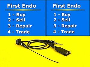 Olympus Enf v3 Rhinolaryngoscope Endoscope Endoscopy 317 s42