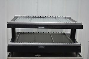 Hatco Gr3sdh 33 Merchandise Display Warmer W Heated Glass Shelves