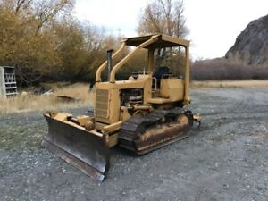 Caterpillar D3 Dozer With Rippers