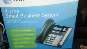 At t 1040 4 Line Small Business System Compatible With 1040 1070 1080 Nib