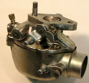Ford Tractor Carburetor Original With Extra Float Valve Used