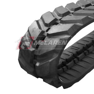 Hitachi Ex 35 Mini Excavator Rubber Tracks 300x52 5x84 Best Value High Quality