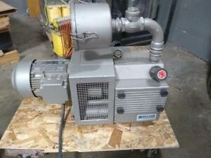 Becker Vacuum Pump Picchio 2200 From Biesse Rover B Router