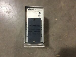 Transmation 310a Alarm Signal In Type J Thermocouple 117v 50 60hz