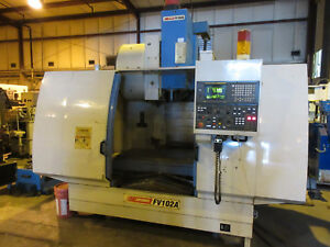 Supermax Cnc Vertical Machining Center X 40 Y 20 Z 21 Rpm 45 10000 Fanuc 18m
