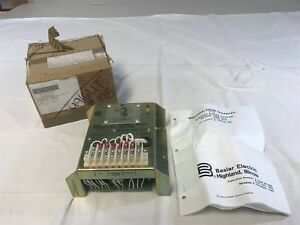 Basler Electric Cbs 377 Current Boost System 9109500102 New