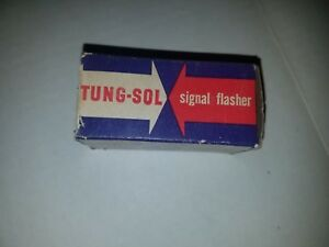 Nos Tung Sol A229s 6v Signal Flasher Ford Hudson Studebaker 1953 1954 1955