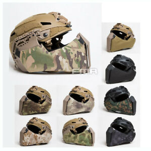 Tactical Airsoft Half Face Mask Gunsight Mandible for Fast Helmet FMA1304