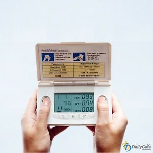 Portable Handheld Ekg Recorder Readmyheart V2 0