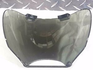Msa Hard Lens Outsert tinted for Millennium Gas Masks Size M l 10008908 New