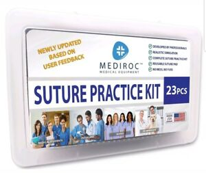 All inclusive Suture Practice Kit By Mediroc