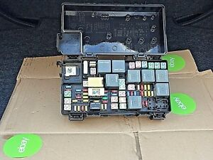 07 2007 Dodge Nitro Tipm Module Fuse Box Must Match Number 56049721aj