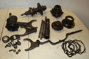 1955 Ford 860 Tractor 5 Speed Transmission Parts 800
