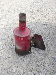 Farmall 340 Rc Tractor Original Ih Ihc Precleaner Assembly