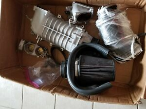 2011 2012 Ford Mustang Shelby Gt500 Supercharger Oem Eaton M122