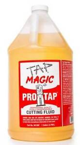 2 X 1 gal Tap Magic Protap Formula Cutting Fluid for Drilling tapping milling