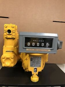 Liquid Controls M 7 Meter Veeder Root Warranty Oil Gas Bio Diesel Lc Others Avai