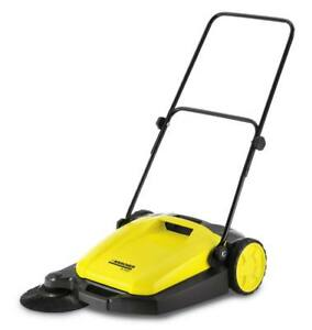 Karcher S550 Push Sweeper Plastic Made In Germany Genuine New