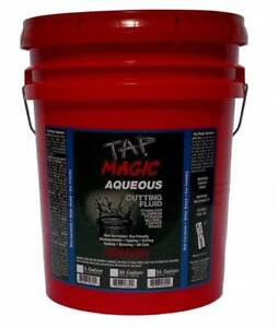 5 Gal Tap Magic Aqueous Biodegradable Fluid for Drilling tapping milling