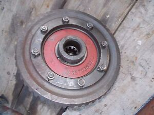Farmall 400 450 Tractor Transmission Pinion Differential Set W Drive Gear Shaft