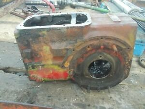 Farmall Sa Super A Tractor Ih Rearend Transmission Housing Case For Ih Gears