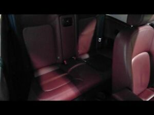 Rear Seat Red Leather Complete Fits 09 Beetle 575358
