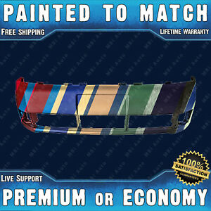 New Painted To Match Front Bumper Replacement For 2008 2011 Ford Focus 08 11