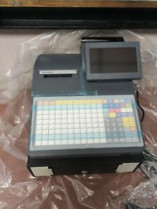 Sharp Up 810f Cash Register Pos 6 5 Color Touchscreen